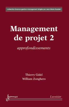 Couverture de l'ouvrage Management de projet 2