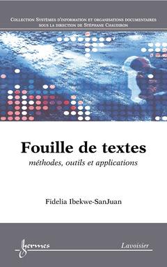 Couverture de l'ouvrage Fouille de textes