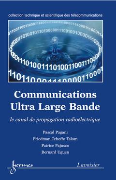 Couverture de l'ouvrage Communications Ultra Large Bande