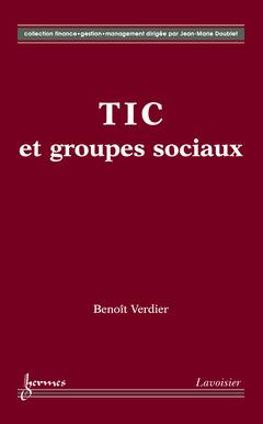 Couverture de l'ouvrage TIC et groupes sociaux