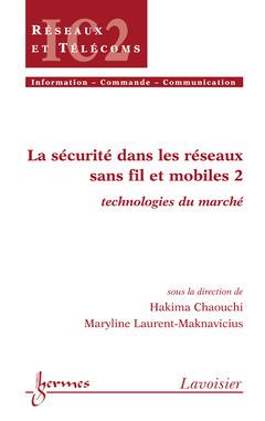 Couverture de l'ouvrage La sécurité dans les réseaux sans fil et mobiles
