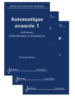 Couverture de l'ouvrage Automatique avancée (les 3 volumes)