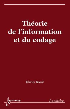 Couverture de l'ouvrage Théorie de l'information et du codage