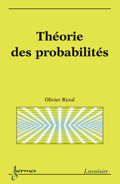Couverture de l'ouvrage Théorie des probabilités