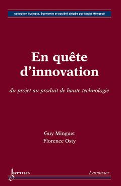 Couverture de l'ouvrage En quête d'innovation