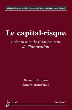 Couverture de l'ouvrage Le capital-risque