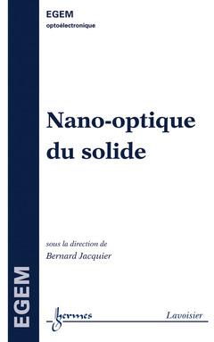 Couverture de l'ouvrage Nano-optique du solide