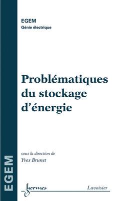 Couverture de l'ouvrage Problématiques du stockage d'énergie