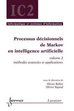 Couverture de l'ouvrage Processus décisionnels de Markov en intelligence artificielle, volume 2