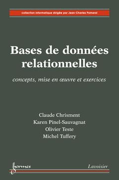Couverture de l'ouvrage Bases de données relationnelles