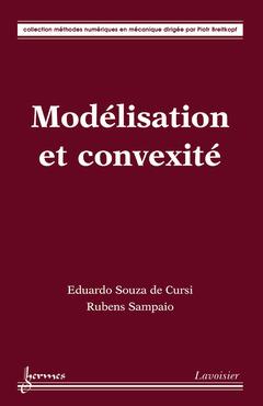 Couverture de l'ouvrage Modélisation et convexité