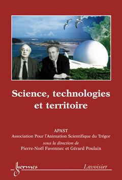 Couverture de l'ouvrage Science, technologies et territoire (APAST)