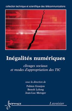 Couverture de l'ouvrage Inégalités numériques