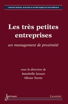 Couverture de l'ouvrage Les très petites entreprises