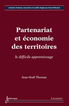 Couverture de l'ouvrage Partenariat et économie des territoires