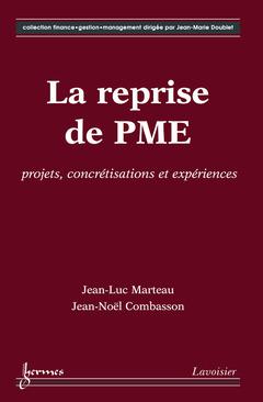 Couverture de l'ouvrage La reprise de PME