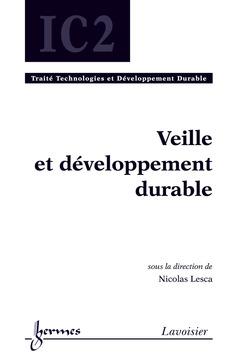 Couverture de l'ouvrage Veille et développement durable
