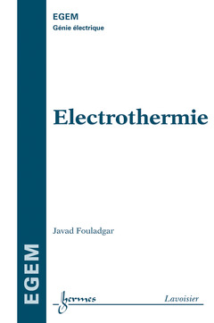 Couverture de l'ouvrage Électrothermie