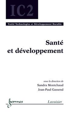 Couverture de l'ouvrage Santé et développement