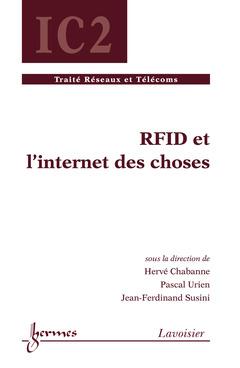 Couverture de l'ouvrage RFID et l'internet des choses