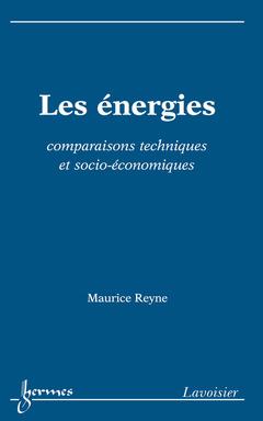 Couverture de l'ouvrage Les énergies