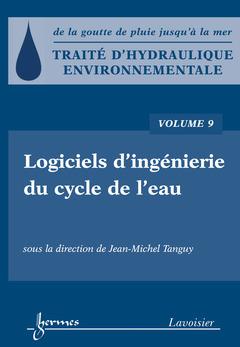 Couverture de l'ouvrage Logiciels d'ingénierie du cycle de l'eau