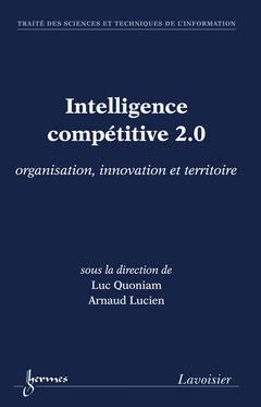 Couverture de l'ouvrage Intelligence compétitive 2.0