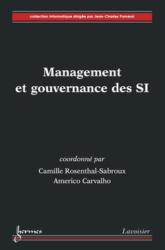 Couverture de l'ouvrage Management et gouvernance des SI