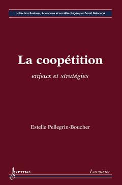Couverture de l'ouvrage La coopétition