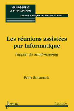 Cover of the book Les réunions assistées par informatique