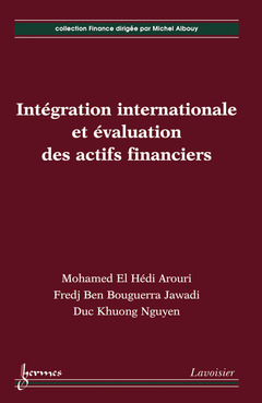 Couverture de l'ouvrage Intégration internationale et évaluation des actifs financiers