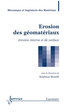 Couverture de l'ouvrage Érosion des géomatériaux