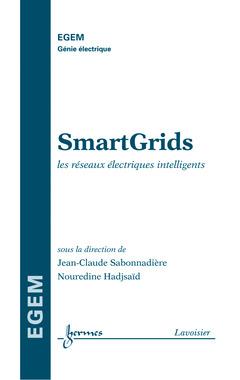 Couverture de l'ouvrage SmartGrids