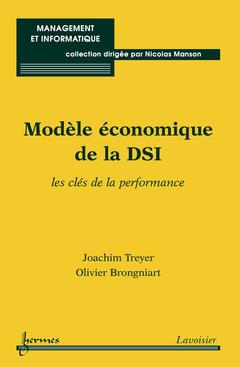 Couverture de l'ouvrage Modèle économique de la DSI