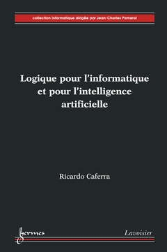 Cover of the book Logique pour l'informatique et pour l'intelligence artificielle