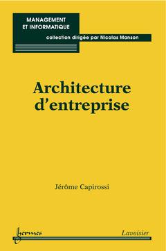 Couverture de l'ouvrage Architecture d'entreprise
