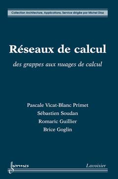 Couverture de l'ouvrage Réseaux de calcul