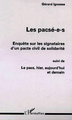 Les pacs es enqu te sur les signataires d 39 un pacte - Pacte energie solidarite condition ...
