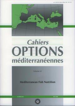 Couverture de l'ouvrage Mediterranean fish nutrition (Cahiers options méditerranéennes Vol. 63 2005)