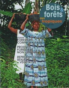 Couverture de l'ouvrage Bois et forêts des tropiques N° 289 3è trimestre 2006 : foresterie communautaire, produits forestiers non ligneux, reproductions sexuée et végétative
