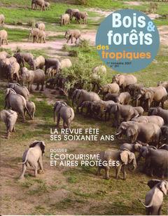 Couverture de l'ouvrage Bois et forêts des tropiques N° 291 1er trimestre 2007 : écotourisme et aires protégées