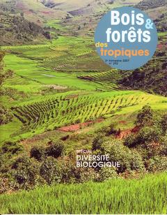 Couverture de l'ouvrage Bois et forêts des tropiques N° 292 2° trimestre 2007 : diversité biologique