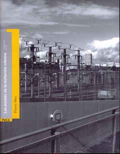 Couverture de l'ouvrage Annales de la recherche urbaine N° 105 novembre 2008 : thème libre