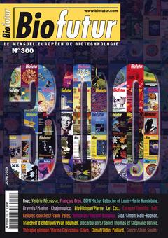 Couverture de l'ouvrage Biofutur N° 300 (Juin 2009)