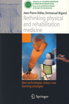 Couverture de l'ouvrage Rethinking physical & rehabilitation medicine