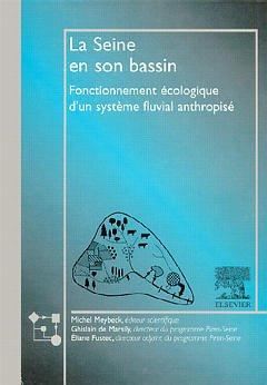 Couverture de l'ouvrage La Seine en son bassin