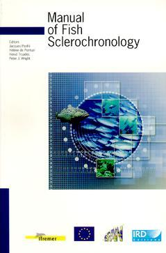 Cover of the book Manual of fish sclerochronology (with DVD)