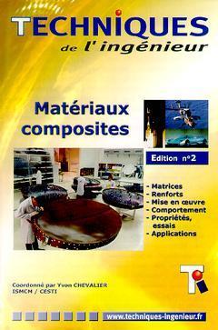 Couverture de l'ouvrage Matériaux composites (CD-Rom, 2° Ed.)