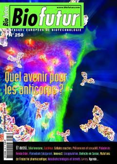 Couverture de l'ouvrage Biofutur n° 258 : Quel avenir pour les anticorps ?