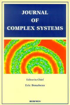 Couverture de l'ouvrage Journal of complex systems Vol.1 N° 1/ 1998